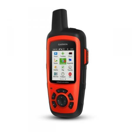 Garmin InReach Explorer + right angle view
